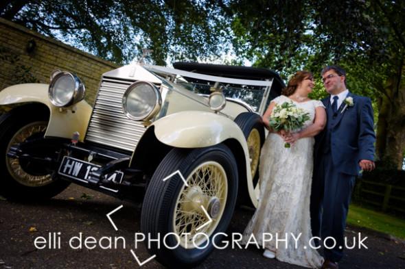 Jean & John's wedding